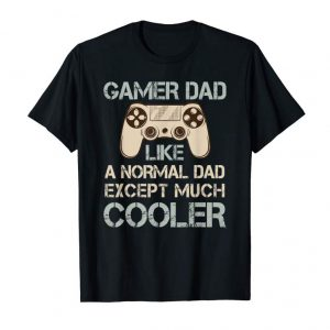 Buy Now Video Game Playing Dad T-Shirt