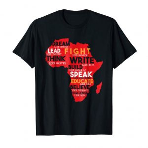 Get Black History Month African American Country Art T-Shirt