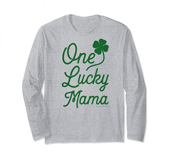 Buy St Patricks Day Shirts Tshirt T Funny For Womens Lucky Mama