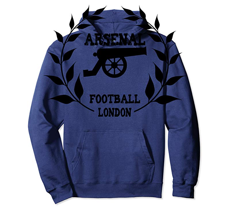 detailed look 43bc1 75e1d Order Now Arsenal Soccer Jersey T-shirt London Cannon Black UK - Tees.Design