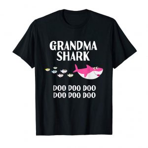 Buy Now Grandma Shark Shirt Mothers Day T Shirt Baby Shark Family