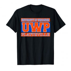 Buy Uw Platteville Apparel - T Shirt
