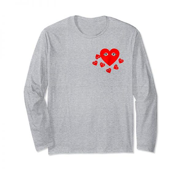 Order Now Heart For Comme Lovely In The Des Gift T Shirt Of Garcon Tee