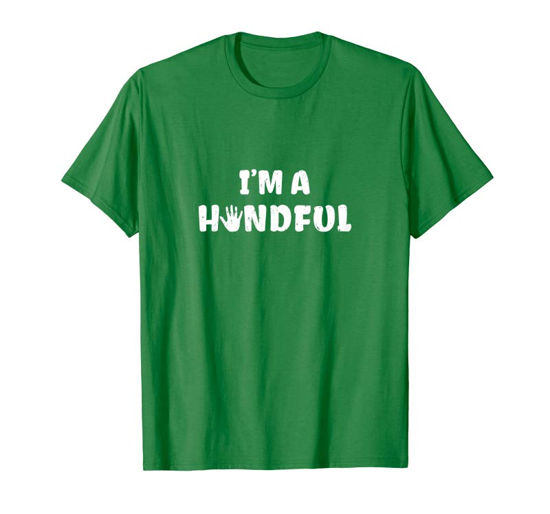 925682c78 Get Kids I'm A Handful 5th Birthday - Cool Kids 5 Years T-Shirt Gift ...