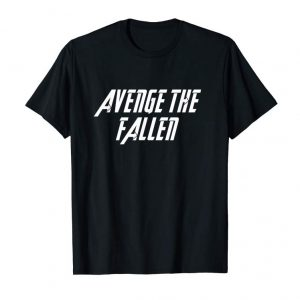 Get Now Avenge The Fallen End Game Shirt
