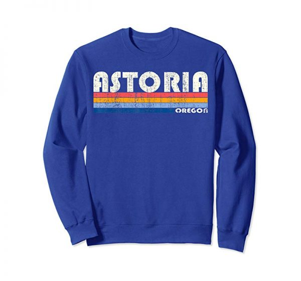 Buy Now Vintage 70s 80s Style Astoria OR T-Shirt