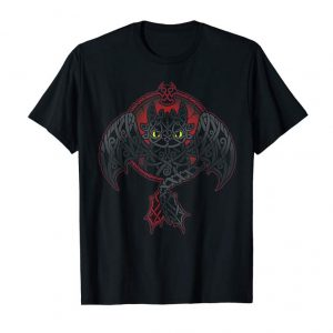 Trends Viking Dragon Tshirt - Funny Viking Gift