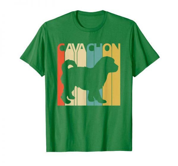 Buy Now Cavachon T-shirt Gift For Dog Dad Or Dog Mom
