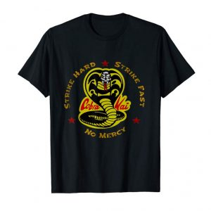 Buy Cobra Karate First Strike Hard Kai Strike Fast No Mercy