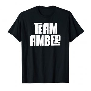 Buy Team Amber T-Shirt Daughter Granddaughter Wife Mom Sports