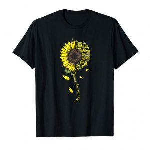 Buy Now You Are My Sunshine Sunflower Jeep T-Shirt For Men Woman