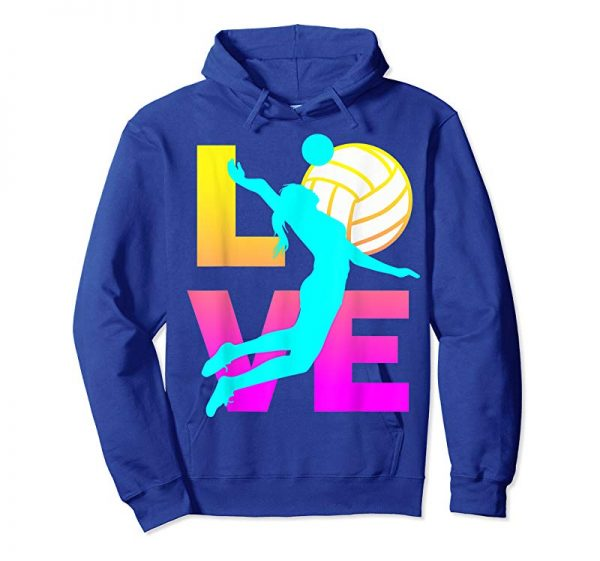 Buy Now LOVE Volleyball T-Shirt
