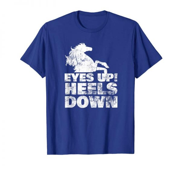 Buy Equestrian T-Shirt | Funny Horse Riding Horseman Gift
