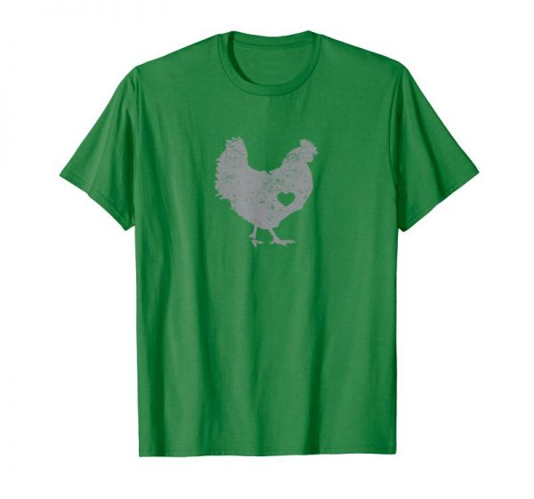 Order Now Funny Chicken Farmer T-Shirt I Love Crazy Chickens Gift Tee