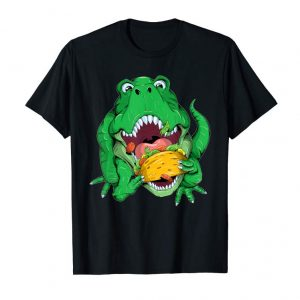 Buy Cinco De Mayo Dinosaur Shirt For Men, Boys With Taco T-rex