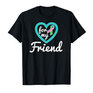 Buy Now Metastatic Breast Cancer Shirt For Friend Ribbon Awareness