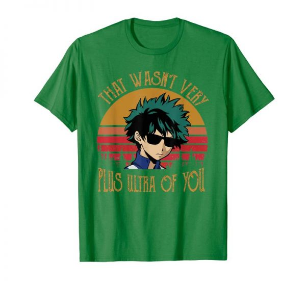 Buy Now That Wasn't Very Plus Ultra Of You Retro Vintage T-Shirt