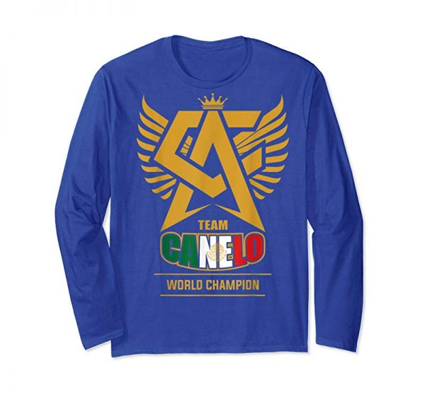 Buy Now Team Canelo World Champion Shirt