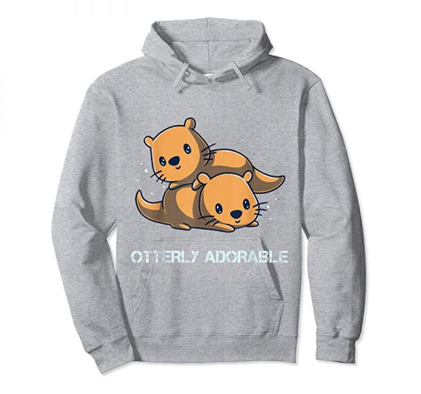 Get Otterly Adorable Shirt Funny Pair Otter Sea Lovers Gift
