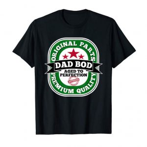 Buy Now Mens Dad Bod T Shirt Funny Fathers Day Beer Drinking Gift Idea