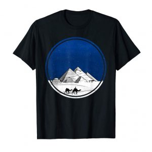 Trends The Great Pyramids Of Giza T-shirt