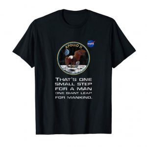 Trending NASA Approved Apollo 11 50th Anniversary Vintage T-Shirt