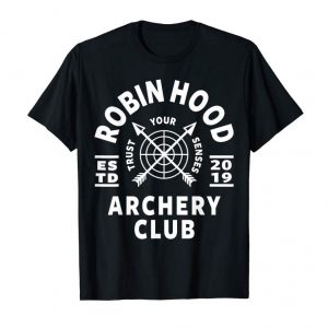 Trending Archery Club Apparel & Clothing. Robin Hood Archery   T-Shirt