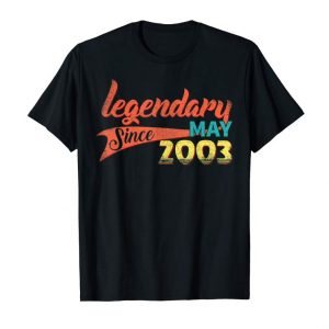 Order Now May 2003 Vintage Funny 16th Birthday Shirt Gifts