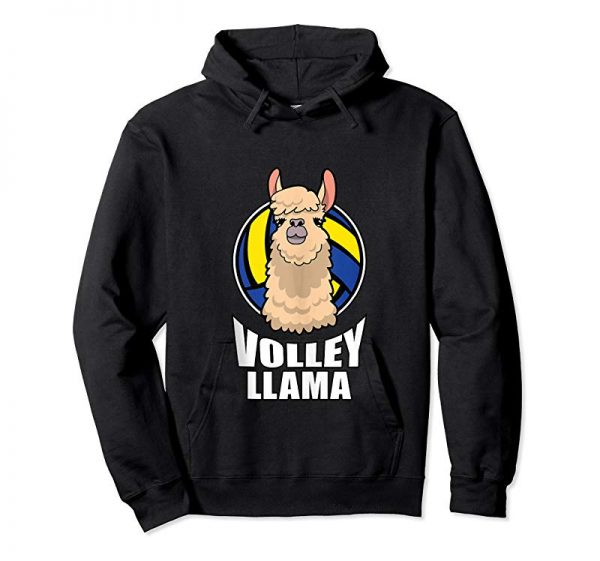 Trending Volley Llama Volleyball Tank Top