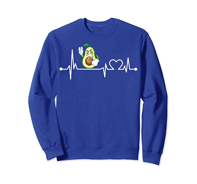Avocado Green Fruit with Pit Women/'s Novelty T-Shirt