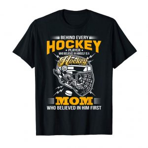 Buy Behind Every Hockey Player Is Tennis Mom Gift For Mom