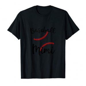 Trending Proud Baseball Mimi Grandma Game Day Gift To Wear To Field Tank Top