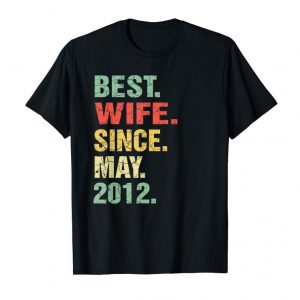 Buy 7th Wedding Anniversary Gifts Best Wife Since May 2012