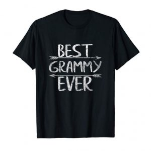 Buy Womens Best Grammy Ever T-Shirt Happy Mother's Day Gift Shirt