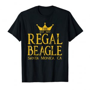 Get The Regal Beagle Company Sitcom 70s 80s Threes Funny T-Shirt