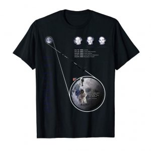 Trending Apollo 11 First Moon Landing 50 Year Anniversary T-Shirt