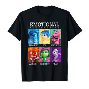 Trends Disney Pixar Inside Out Emotions Yearbook Group T-Shirt