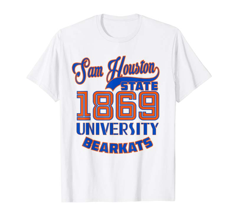 NCAA Sam Houston State Bearkats T-Shirt V4