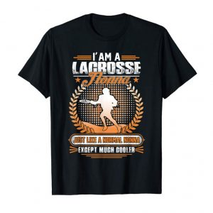 Buy Fathers Day I Am A Lacrosse Nonna North America Sport Tee