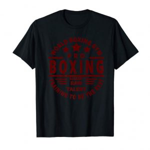 Get Boxing Gym Tops - Boxer Clothing & Boxing Apparel - Boxing  Premium T-Shirt