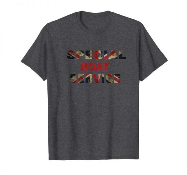 Get Special Forces T Shirt SBS British Army Union Jack Premium T-Shirt