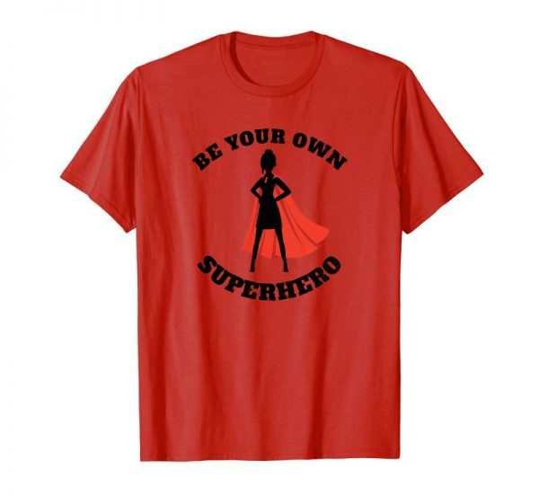 Trending Superhero Empowerment Gift T-Shirt For Girls And Young Women