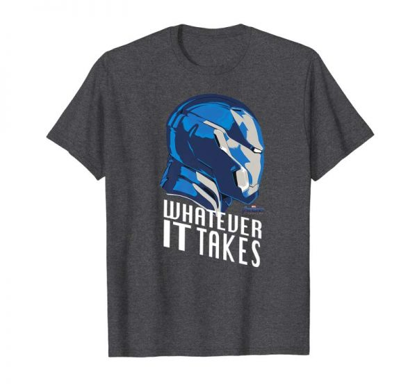 Buy Now Marvel Avengers Endgame Iron Man Whatever It Takes Premium T-Shirt