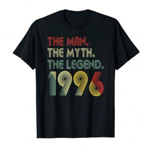 Cool The Myth The Legend 1996 23rd Birthday Gifts 23 Years Old
