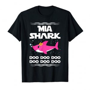 Buy Mia Shark Family Doo Doo Doo T Shirt