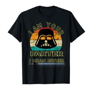 Order Now I Am Your Farter T-Shirt - Funny Father's Day Tee For Dad
