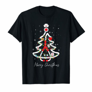 Order Merry Christmas Nurse Yuletide Practitioners Cute Gifts Xmas T-Shirt