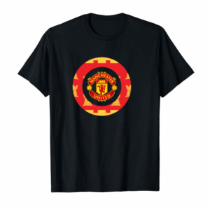Trending Soccer Football MUFC Styled British Spin Sports Design Pullover Hoodie