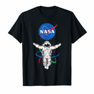 Trends The Official Astronaut Atom NASA T-Shirt