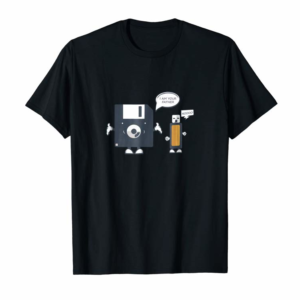 Order Now USB Floppy Disk I Am Your Father TShirt |Funny Nerd Geek Tee